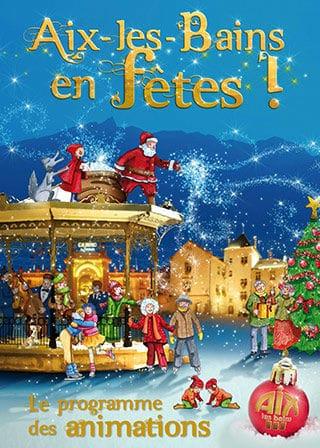 Aix-les-Bains en fêtes !