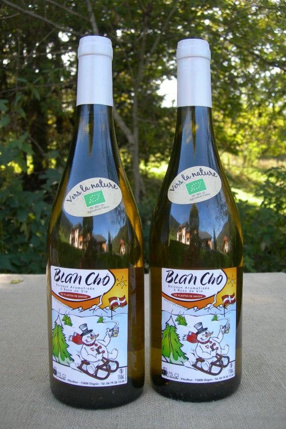 Vin blanc chaud BlanCho