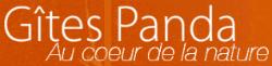 Logo gîtes Panda