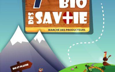 7ème Foire Bio de Savoie