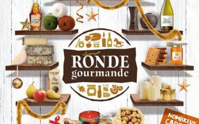 Ronde gourmande 2018 à Chambéry