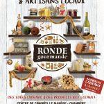Affiche Ronde Gourmande 2019